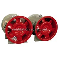 HTF Hi-Temp Smoke Dischange Exhaust Axial Fan