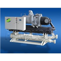 HVAC Water Cooled Low Temperature Chiller / Water Chiller