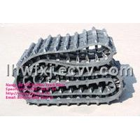 Hagglunds BV206 rubber track --kevlar