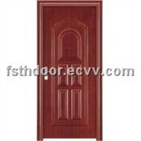 Heat Transfer Print Steel Door (T-03)