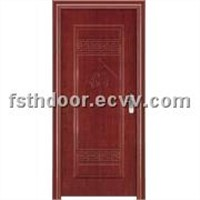 Heat Transfer Print Steel Door (T-04)