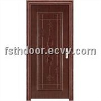 Heat Transfer Print Steel Door (T-08)