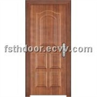 Heat Transfer Print Steel Door (T-9)