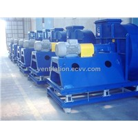 Hi-pressure Exhaust Centrifugal Fan