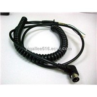 High performance Coil/Spiral cables