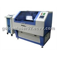 High precision metal engraving machine