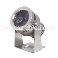 High waterproof led projector lamp(3W)