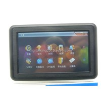 Hot sale 4.3 inch car gps navigation system