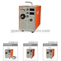 IGBT Inverter MIG/MAG/MMA/FCAW Welding Machine