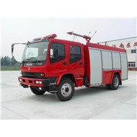 Isuzu 4*2 Fire Fighting Vehicle (5000L)
