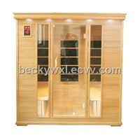 Infrared Sauna Room (KLE-H4)