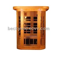 Infrared Sauna Room KLE-T2