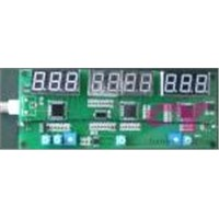 LED Display pcb assembly
