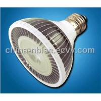 LED Par30 light UL 13W E27 E26 spotlight