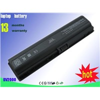 Laptop Battery For HP DV2000