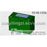 Lithium-ion battery energy storage module battery