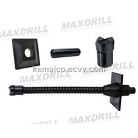 MAXDRILL Self-drilling Rock Bolt Accessories