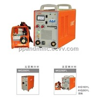 MOSFET Inverter MIG/FCAW Welding Machine