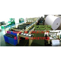Makers of A4 paper sheeting machine