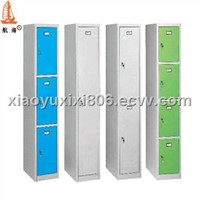 Metal vertical locker/wardrobe