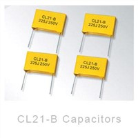 Metallized Polyester Film Capacitor MEB CL21-B(Box)
