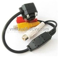 Mini Camera CCTV Security Surveilance Black Video camera free shipping