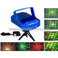 Mini Music Laser Stage Lighting