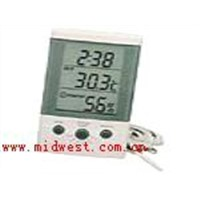 Multifunctional indoor and outdoor temperature hygrometer / Digital Thermometer