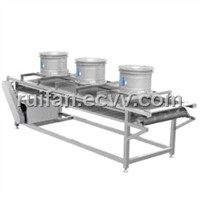 Fruit&Vegetable Net Belt Air-drying Machine/Commerial Drying Machine/Dehydration Machine