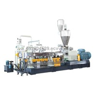 PTE recycling line(Tssk series granulation line)