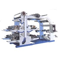 Plastc pringting machine Flexible Letter Press