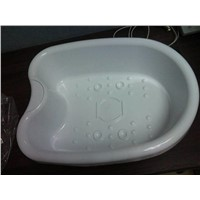 Plastic Foot Tub for Ion Detox Cleanse Foot Spa