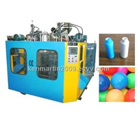 Plastic balls making machine