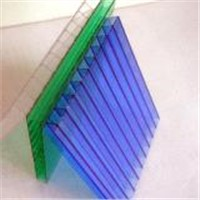 Polycarbonate Twin-Wall Sheet