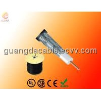 QUAD Shield RG6 DBS Cable