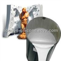 RTV Silicone Rubber Particularly Suitable for Gyspum Product's Mold Making