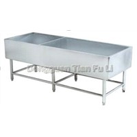 S/S high-temperature disinfection tank