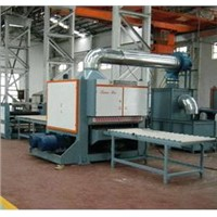 Scotch Bright Finishing Machine
