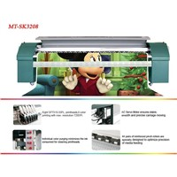 Seiko Heavy-duty Large Format Solvent Printer