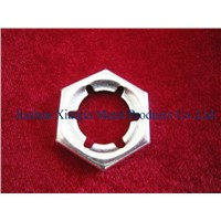 Self-Locking Counter Nuts (DIN 7967)