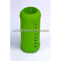 Silicone bottle cases