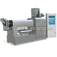 Inflating Single Screw Extruder