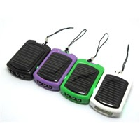 Solar Flashlight & Key Ring (Y-Y0972)