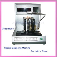 Special Balancing Machine for Micro Motor Rotor