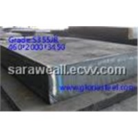 Steel plate for mould