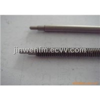 Supply screw, turning parts