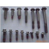 Supply stainless steel (A2-80) hexagonal flange bolts