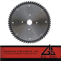 TCT Saw Blade For Aluminum Silent