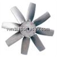 TVF Cast Aluminium Impeller for Tunnel Ventilator