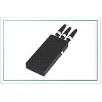 TW- GJ3000 Portable GPS + Cellphone Jammer 450mW